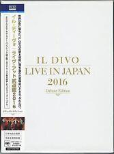 IL DIVO-LIVE IN JAPAN 2016...-JAPAN 2 BLU-SPEC CD2+DVD+BLU-RAY Ltd/Ed AE60