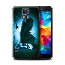 Étuis, housses et coques noirs Samsung Galaxy S5 pour téléphone mobile et assistant personnel (PDA) Samsung