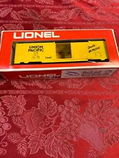 LIONEL'S UNION PACIFIC BOX CAR, 6-9717, BRAND NEW