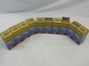 Lot of 10 Genuine Lexmark 12A1980 Standard print cartridge.In Box.JM-0645