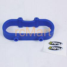 RPM Rear Bumper Mount Blue Traxxas E-Revo Revo 3.3 4WD 1:10 RC Cars Truck #80875