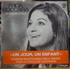 FRIDA BOCCARA UN JOUR, UN ENFANT FRENCH LP PHILIPS 1969