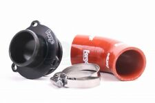 Forge Motorsport Turbo Outlet Muffler Delete Pipe for VW Scirocco R 2.0 TFSI