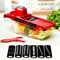 Mandoline Vegetable Slicer Manual Potato Fruit Cutter Professional Kitchen Tool
