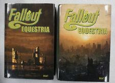 Fallout Equestria Novel 2nd Printing (2 Volume Set)