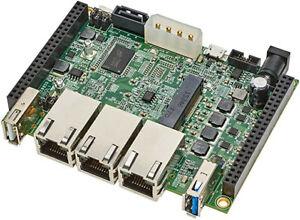 Marvell EspressoBIN Globalscale Single Board Computer SBC OpenWRT ARM SATA