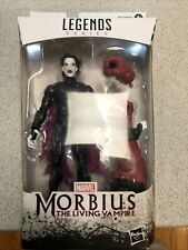 """Marvel Legends 6"""" Morbius Living Vampire New Venompool BAF IN HAND Maximum Venom"""