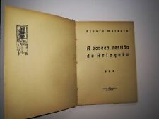 Alvaro Moreyra - A BONECA VESTIDA DE ARLEQUIM 1927 (lingua spagnola)