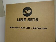 JMF Line Sets 3/8 x 3/4 x 3/8 x 30 PE Line Set 30 PE Straight End Line Set 08287