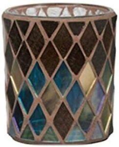 Yankee Candle, Autumn Mosaic Votive Candle Holder