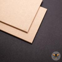 3 mm Medite MDF Sheet, A5 A4 A3 A2 A1 Boards, Crafts, CNC & Laser Cutting
