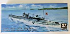 AFV Club Japanese Navy Submarine I-27 W/A-Target in 1/350  SE73514