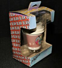 """Hallmark Maxine & Floyd """"Caution: Hot & Bothered� Coffee Cup Ornament in Box"""