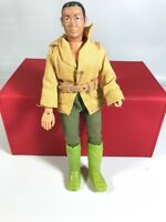 Lion Rock military action figure 1975 mego gi joe japan soldier boots belt RARE