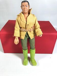 Lion Rock military action figure 1975 mego gi joe japan soldier boots belt RARE