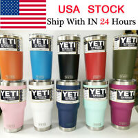 Rambler 20OZ Stainless Steel Cup Yeti  Insulated Tumbler with Lid All Colors USA