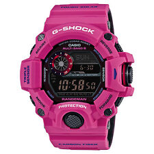 CASIO G-SHOCK RANGEMAN Sunrise Purple Watch GShock GW-9400SRJ-4