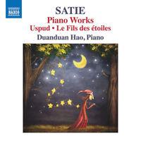 Erik Satie : Satie: Piano Works/Uspud/Le Fils Des Etoiles CD (2018) ***NEW***