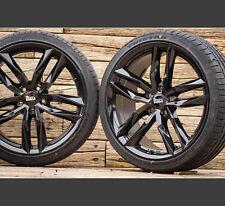 Audi TT 8J Sommerreifen mit Alufelgen 19 Zoll ABE schwarz NEU MAM RS3 NEU ET45 5