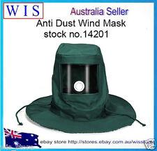 Face Mask Industrial Work Protection Mask Blasting Hood Sand Abrasive Grit Shot