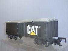 "TOY STATE (BACHMANN  STYLE) ""O"" GAUGE  MODEL No39XX    ""CAT "" REEFER / BOX CAR"