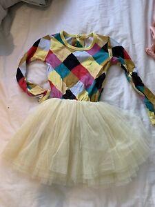 Rock Your Baby Tutu Dress Size 4 Circus RYB