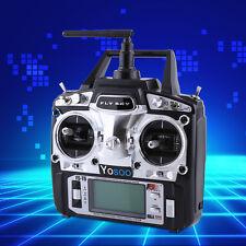 Flysky FS-T6-RB6 FS 2.4GHz RC Helicopter Transmitter Empfänger TX RX 6CH Radio