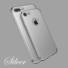 De luxe Ultra-mince Résistant aux chocs Hybride 360 étui pour Apple iPhone 8 7