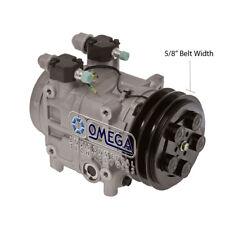 New AC A/C Compressor Replaces: HP310, Replaces: 48846520 201240A 2521211 TM31