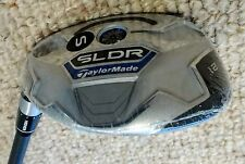 *NEW-LEFT* TAYLORMADE Golf SLDR #4-21° +/-1.5° hybrid/rescue Stiff w/cover