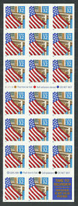 Scott 2920c Flag over Porch Issue from 1995 - Scarce Small Date Variety