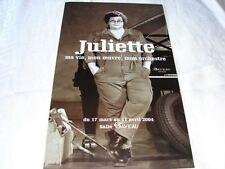 JULIETTE / PRESS PACK MA VIE, MON OEUVRE, MON ORCHESTRE