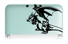 Charizard Pokemon Decal / Sticker for Nintendo 3DS XL