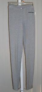 Pants Cotton Lycra Spandex Gray Women's Gold's Gym Small