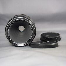 Asahi Opt (PENTAX) Super Multi Coated Macro TAKUMAR 50mm f4 for M42 Screw mount