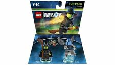 LEGO Dimensions 71221 Wizard of Oz Wicked Witch Winged Monkey Fun Pack (#1317)