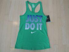 Nike JDI Dri Fit Athletic Cut Women's Racer Back Training XS Tank Color 342 $25