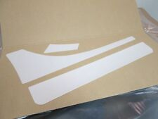Maserati Ghibli - Rh Rear Protective Film Kit - Invisible Bra - New # 940000455