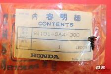 NOS HONDA ST1100A ST1100 Tap Screw (4x12) PART# 90101-SA4-000