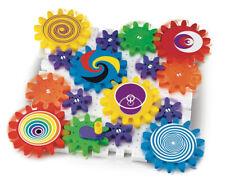 Zahnrad-Spiel Lernspielzeug für Kinder ab 3 Jahren 55 Teile Lernspiel Montessori