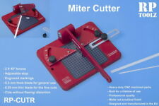 RP Toolz Mitre Cutter for Plastic, Styrene, Wood & Soft Material Cutting