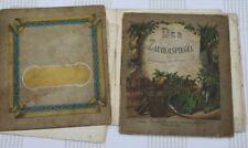 Der Zauberspiegel - Robinson's Abenteuer Leipzig Wilhelm Opetz