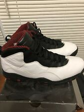 """newest collection d52c4 4fdb6 Air Jordan Retro 10 """"Chicago"""". White Varsity Red-Black From 2012"""