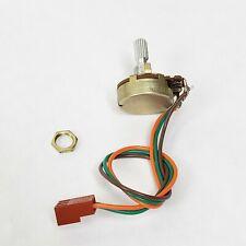 TANDBERG TD20A ☆ Left Input Potentiometer Pot Dial for Reel Tape Deck Part SE
