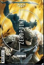 BATMAN FORTNITE ZERO POINT #3 COVER A FIRST PRINT SEALED W/ CODE PRE-SALE 5/18