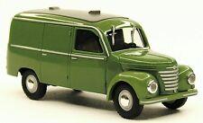 H0 BUSCH Kastenwagen Transporter Framo V 901 / 2 grün Topbedruckung DDR # 51201