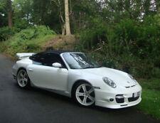 Porsche 911 996 to 997 Turbo Body Kit