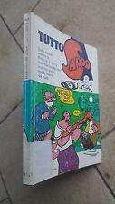 TUTTO SAPPO di E. SEGAR  -OSCAR MONDADORI-I Edizione 1976 - BRACCIO DI FERRO
