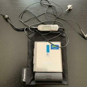 Panasonic Personal MD Player SJ-MJ30
