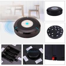 9'' Auto Vacuum Cleaner Robot Microfiber Smart Floor Mop Home Dust Cleaning Dirt